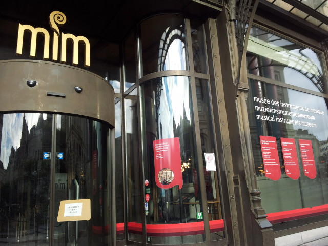 Collectie naar MIM in Brussel
