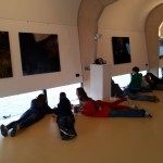 Workshop met klas 7-8 van de Regenboog