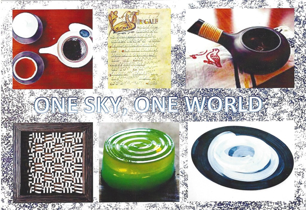flyer one sky one world scan
