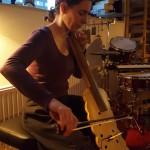 Katharina Gross op de Rupsello
